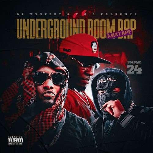 Various Artists - Underground Boom Bap Mixtape 24