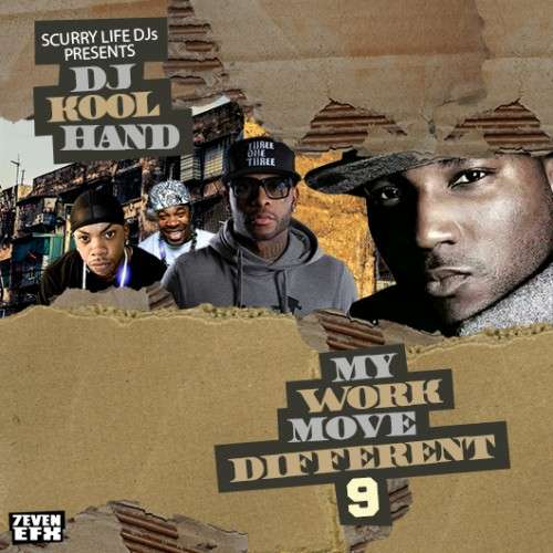 Various Artists - My Work Move Different 9