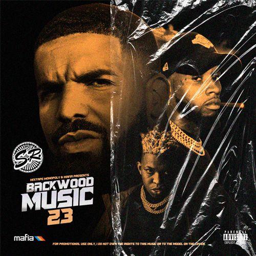 Backwood Music 23 - DJ S.R.